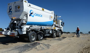 Technology to drive Orica's comeback