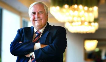 Clive Palmer gets win over Sino Iron
