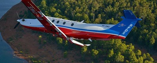 BHP gives RFDS wings