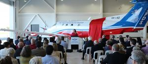 Gina chips in for RFDS