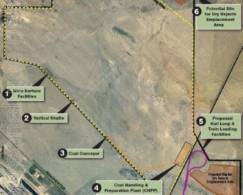 Eagle Downs longwall by 2015: Vale