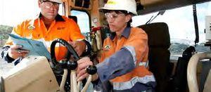Qld coal making way for female tradies