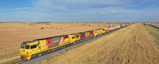 Queensland freight boost