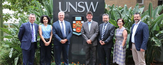 AusIMM and UNSW clinch four year partnership
