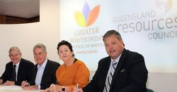 Central Qld councils form partnership with QRC to promote region