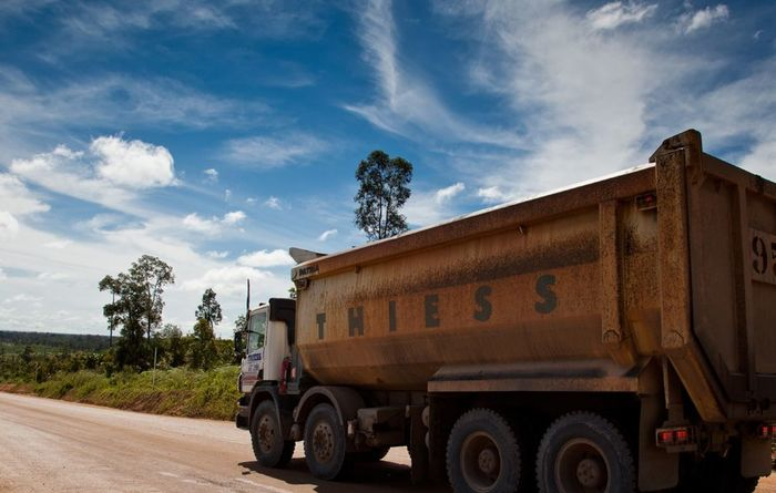 Contract wins for Thiess