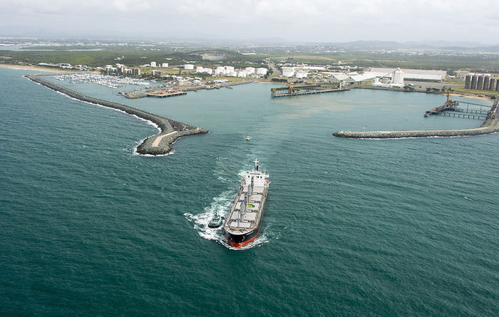 Mackay Port pumping
