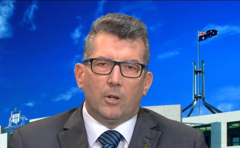 Pitt blames ALP for trying to block Acland expansion motion