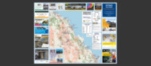 Australia's Mining Monthly, Bowen Basin In Focus 2020 Map