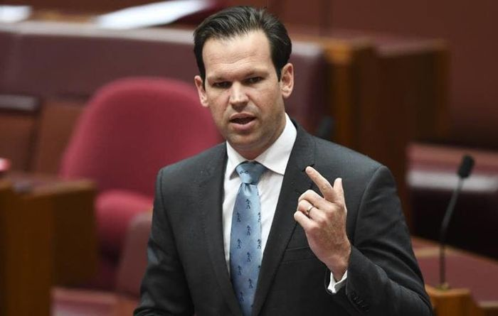 Canavan hails coal as Australia's premier energy export