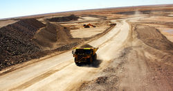 Mining industry productivity increases on shaky ground