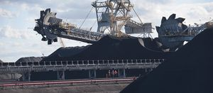 Coal-fired generational mining windfall
