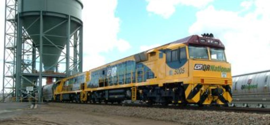 Coal trains to return to Blackwater line today - MiningMonthly com