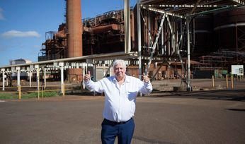 Clive Palmer's refinery wrangle rolls on
