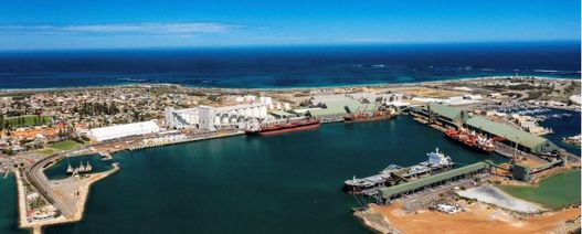 Strandline secures Geraldton port