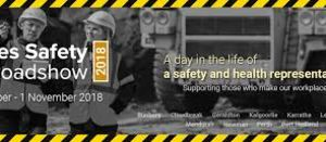 Mines safety show hits the road