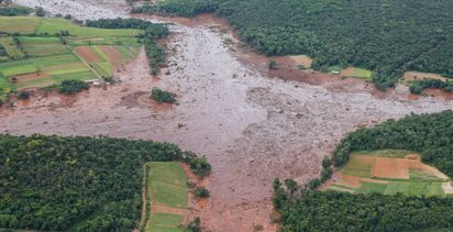Poor drainage blamed for Brumadinho failure