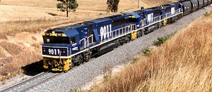 Aurizon working to catch up on lost tonnes