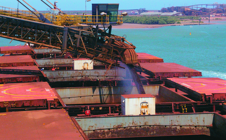 Iron ore campaign formally launched