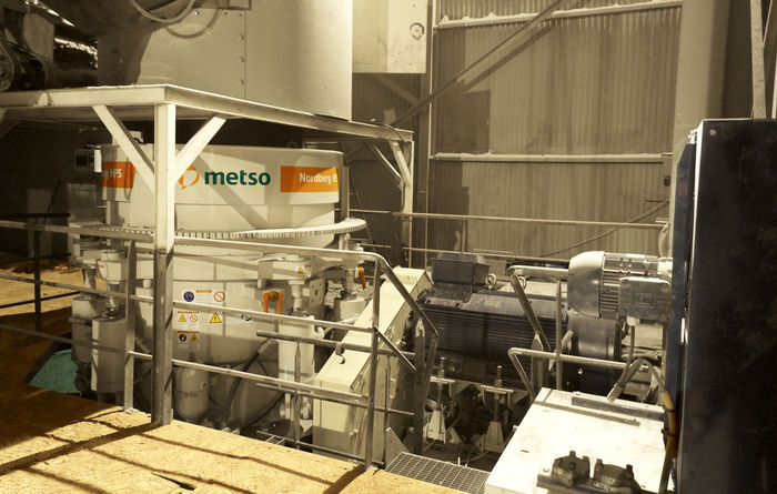Metso crushes downtime