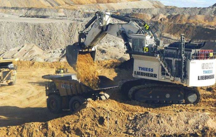 Another extension for Thiess