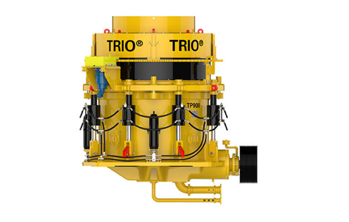 Weir launches Trio cone crusher range