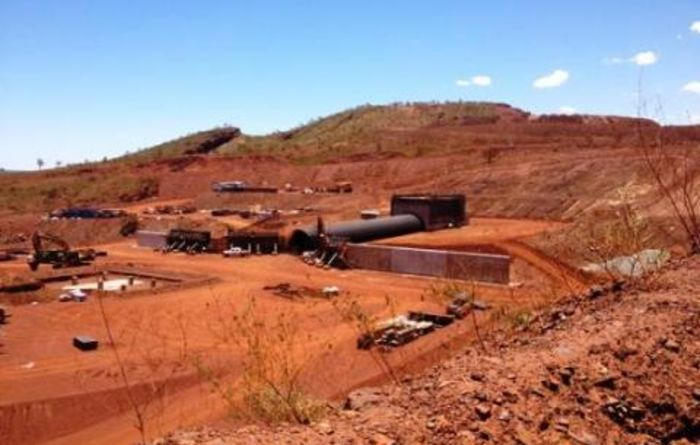 More iron ore from the Pilbara