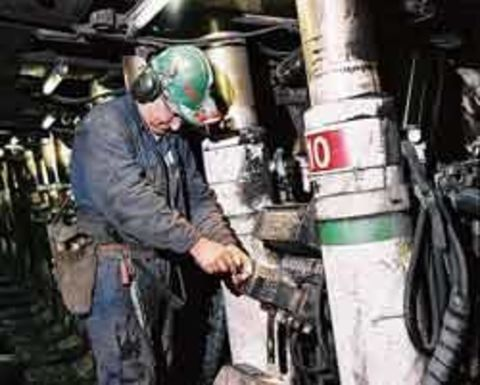 Coalminers' accident pay cut