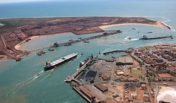 Port Hedland pumping