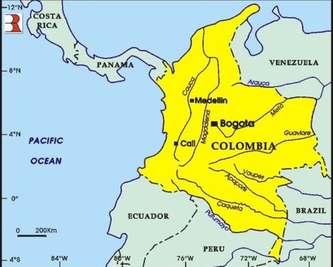 Colombian exports sunk for year: Jimenez