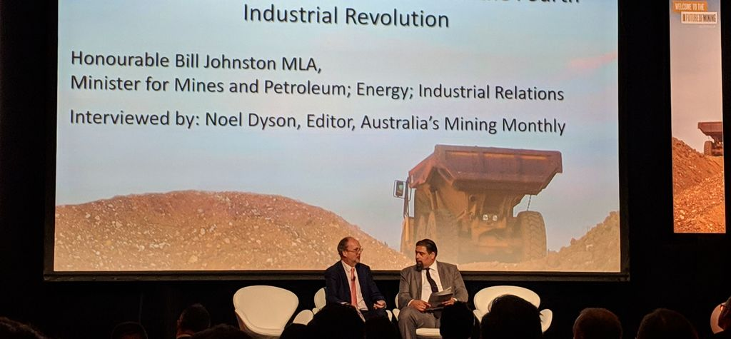WA wants to be a mining technology leader