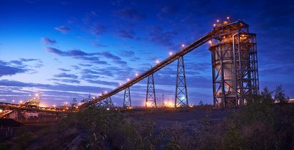 Qld heatwaves lingering over coal fields