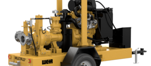 Weir launches dewatering range