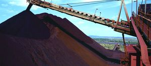 Iron outcomes for Rio Tinto in Australia