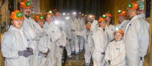 Glencore gives families a good look at George Fisher