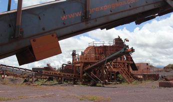 NT steels for first ore