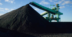 Coal project pipeline facing challenges