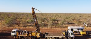 Potential shown in NT drilling