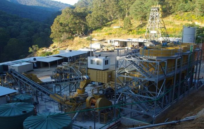 Historic gold mines back in business