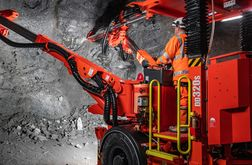 Sandvik rolls out another jumbo