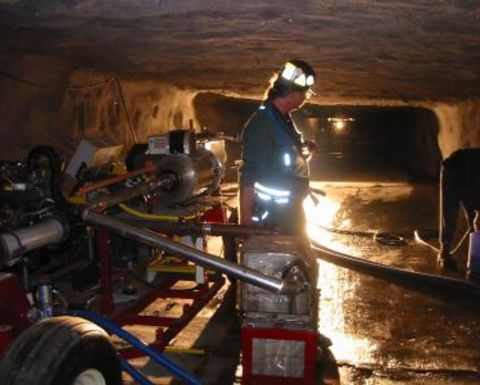 Diesel research abounds across mining industry