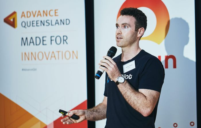 Eight start-ups hit the accelerator
