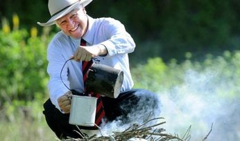 Katter's northern cowboy call