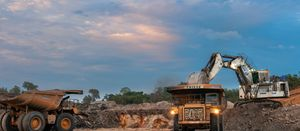 Thiess secures Melak extension