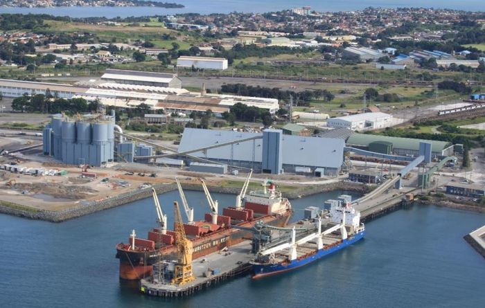 PKG wins Heron port package