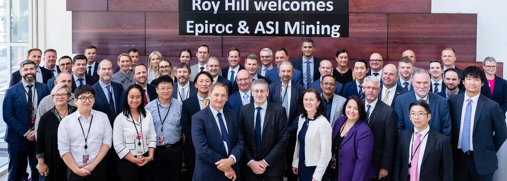 Epiroc wants to be mining tech leader