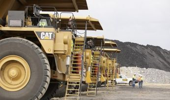 Stanmore to invest $13M in Cat excavator