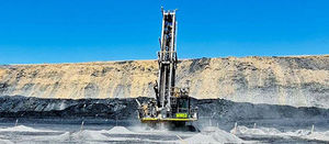 Wolff breaks drilling records at Saraji