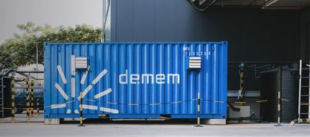 New hollow fiber membrane products from Demem