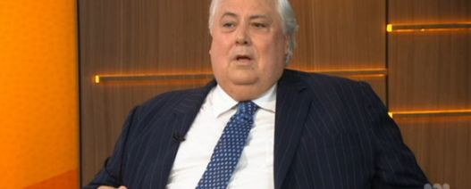 WA laughs off Palmer claim